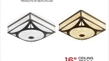 NX-CL6060S CEILING FAN